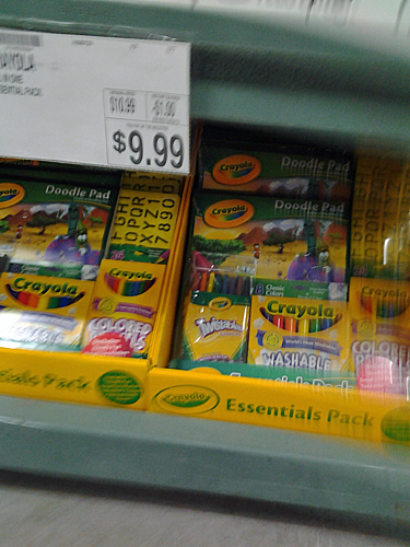 Back To School With Crayola, Coupons, & $25 Visa Giveaway