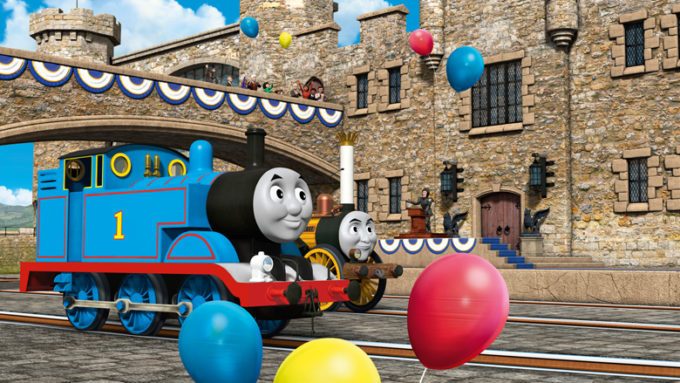Thomas & Friends King of the Railway Movie DVD Review & Giveaway!