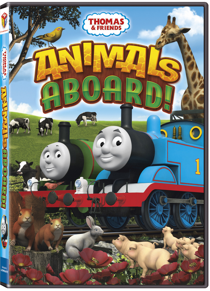 Animals Aboard 3D