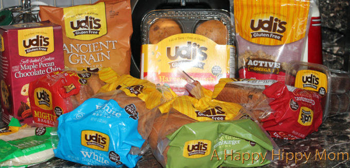 Udi's Gluten Free Review- Packed With Mouthwatering Goodness! YUM!