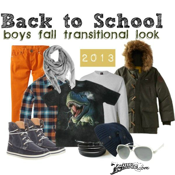 boys transitionals