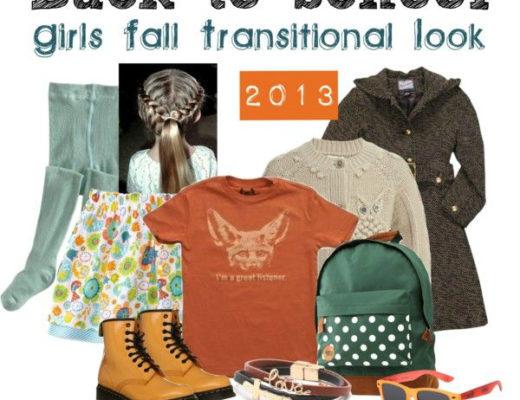 girls transitionals