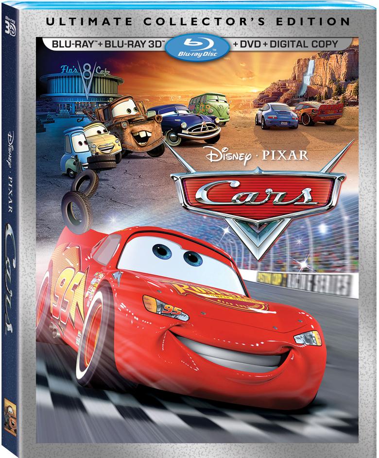 Cars 3D