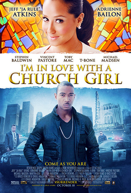 I'm In Love With A Church Girl Exclusive Blog App & Movie Ticket Prize Pack Giveaway! #ImInLoveWithAChurchGirl