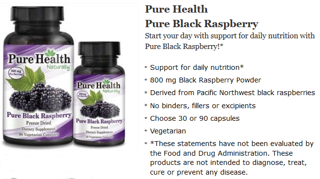 Pure Black Raspberry