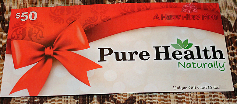 Pure Health Holiday Giveaway