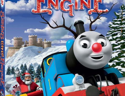 Thomas & Friends Santa's Little Engine