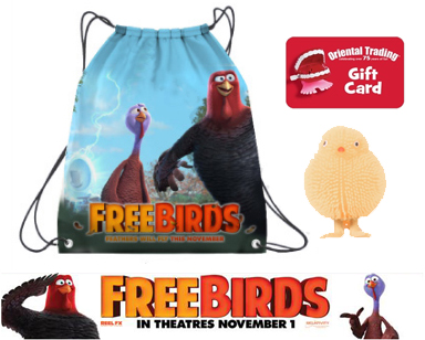 Free Bird Prize Pack