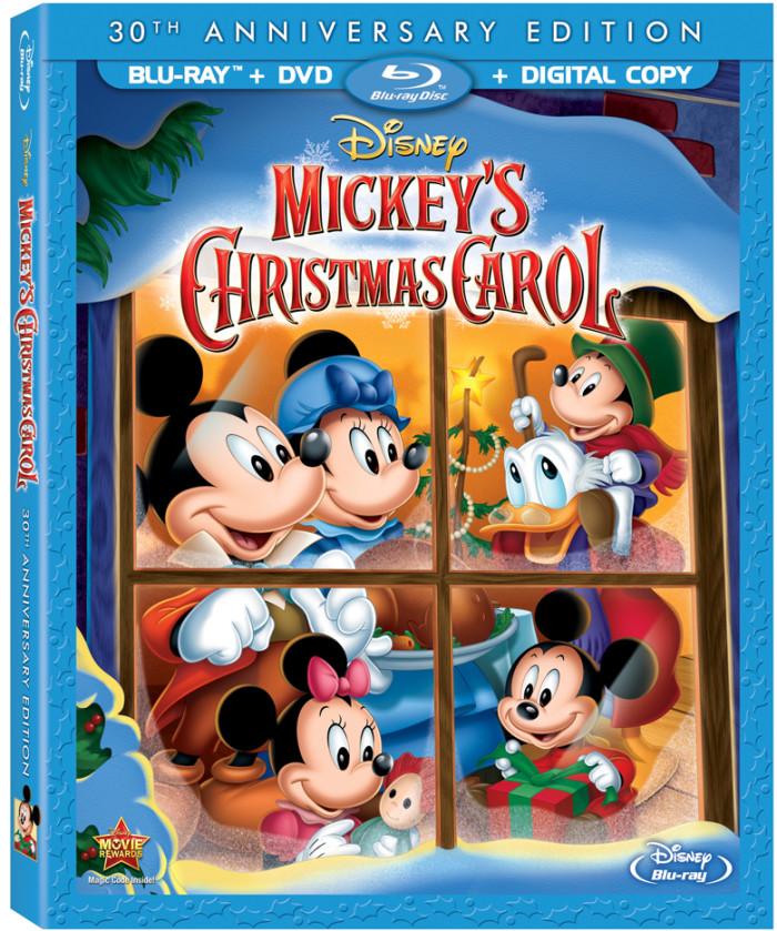 MickeysChristmasCarol30thBlurayComboDigitalCopy