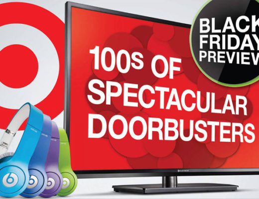 Target Black Friday Preview