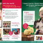 2013 World Vision Catalog- Colors of Africa Bracelet & Earring Set Giveaway!