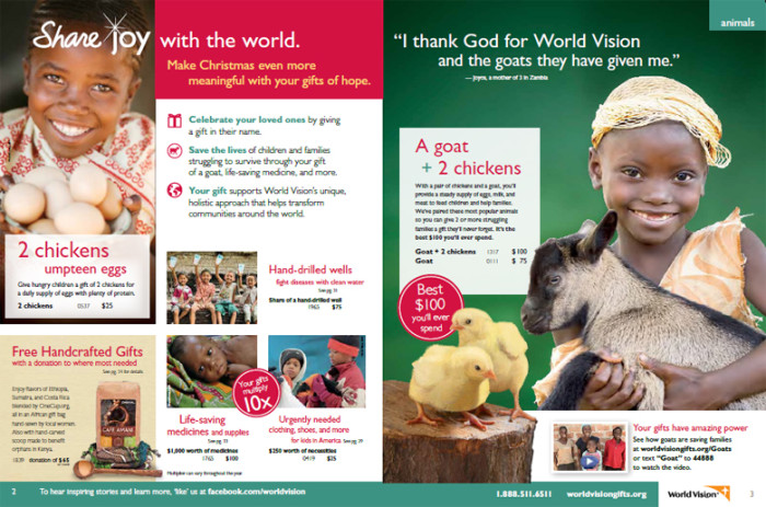 World Vision Catalog