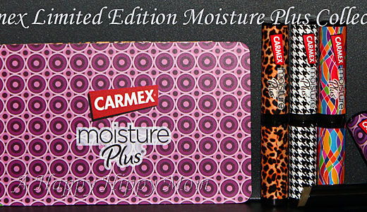 Carmex Limited Edition Moisture Plus Collection
