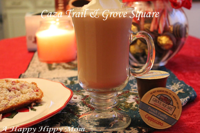 Caza Trail and Grove Square Review, Free Samples & Giveaway! #MC