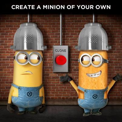 Create a Minion