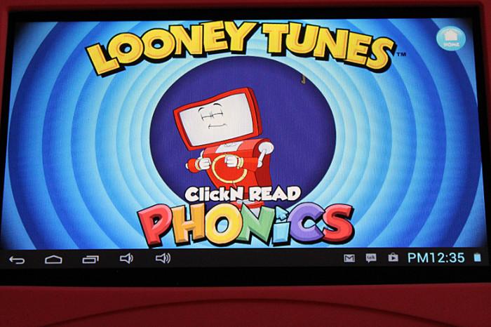 clickn read phonics