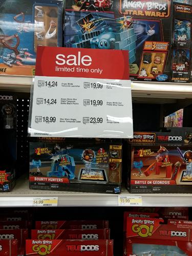 toys on sale