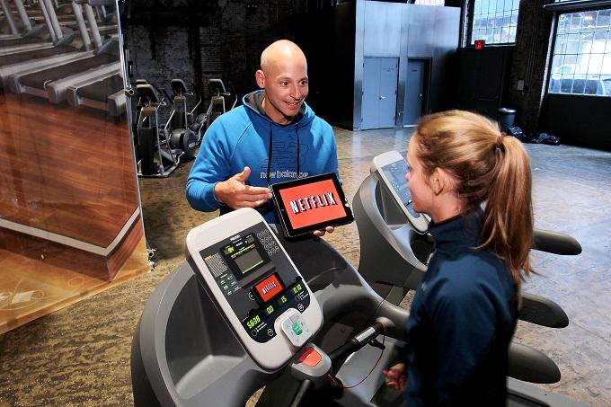 Popular fitness programs