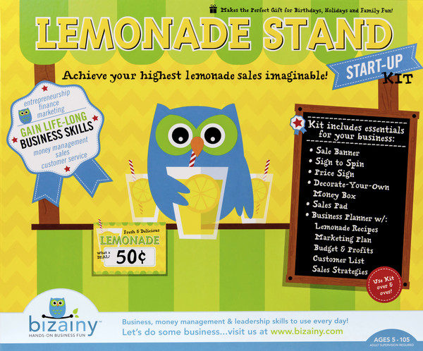 New Bizainy Business Activity Kits!