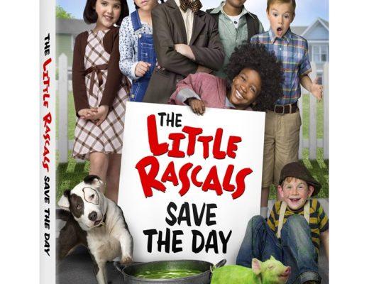 LittleRascals_DVD