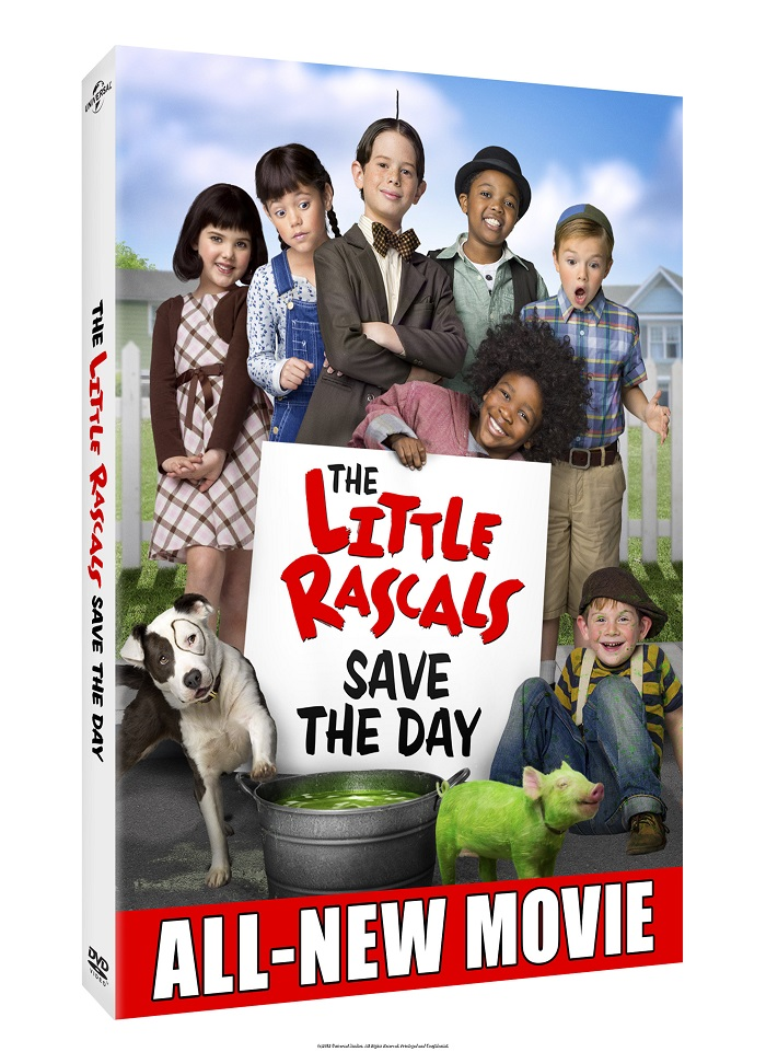 LittleRascals_DVD