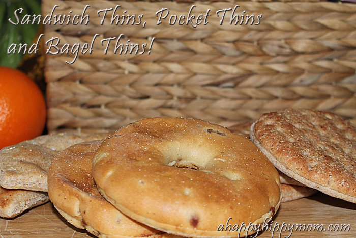 Sandwich Thins- Pocket Thins- Bagel Thins