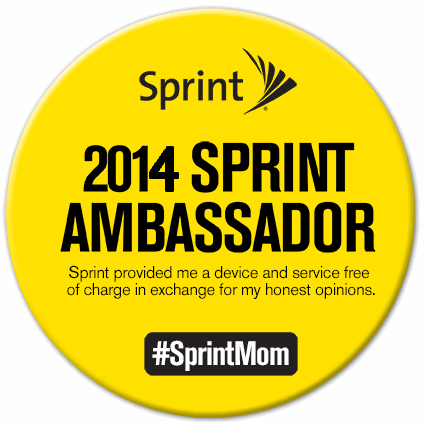 Sprint-Ambassador-Badge
