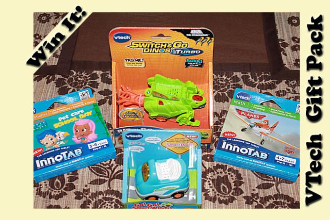 Vtech Gift Pack