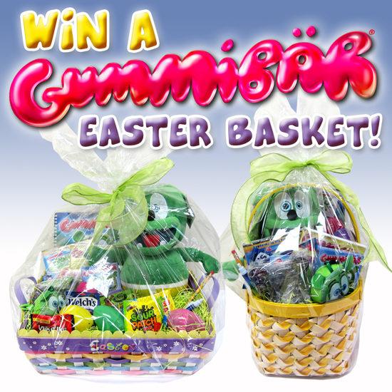 Gummibär Easter Basket Giveaway!