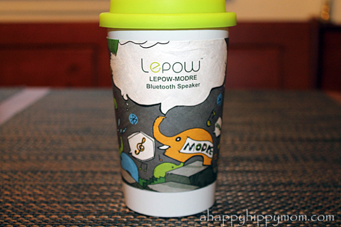 lepow modre packaging