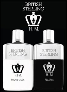 British Sterling H.I.M.