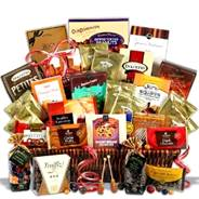 Coffee and Chocolate Gift Basket Premium