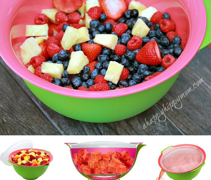 Good Cook Pro Freshionals Cut Fruit Bowl
