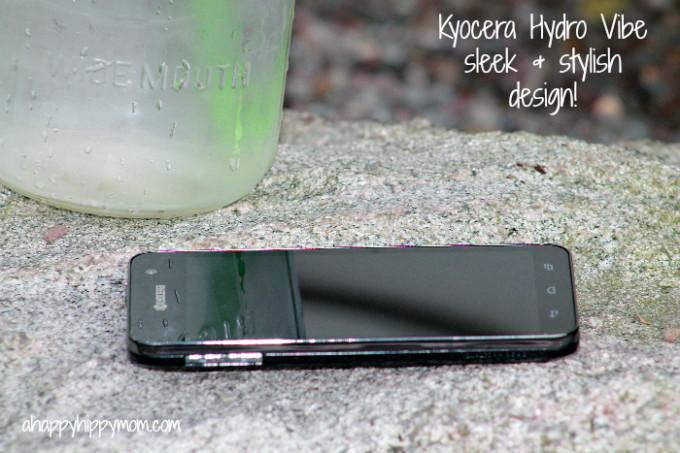 Kyocera Hydro Vibe