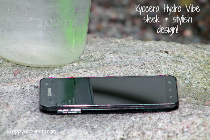 Kyocera Hydro Vibe Review – Avoiding 5 Stages of Death of a Smartphone! #SprintMom #Sponsored #MC