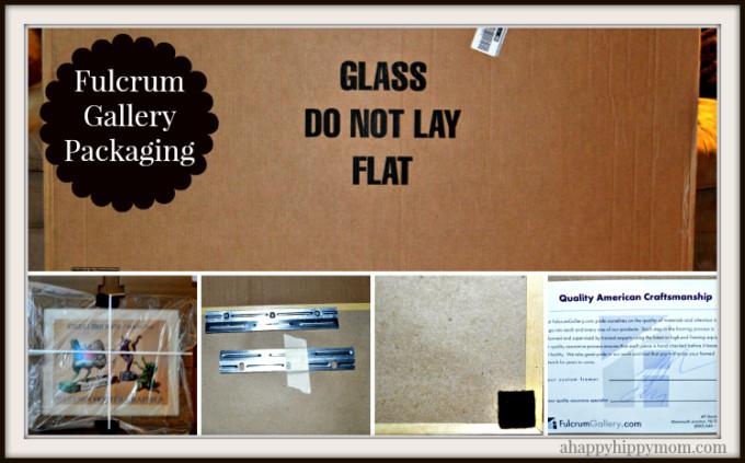 Fulcrum Gallery packaging