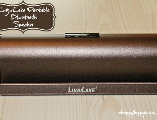 LuguLake portable bluetooth speaker