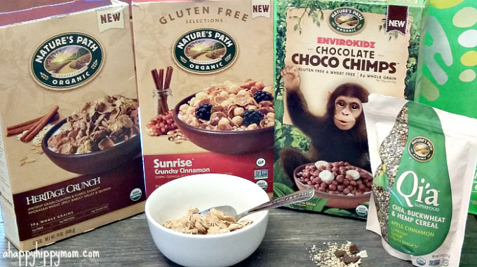 Nature's Path NEW Cereal