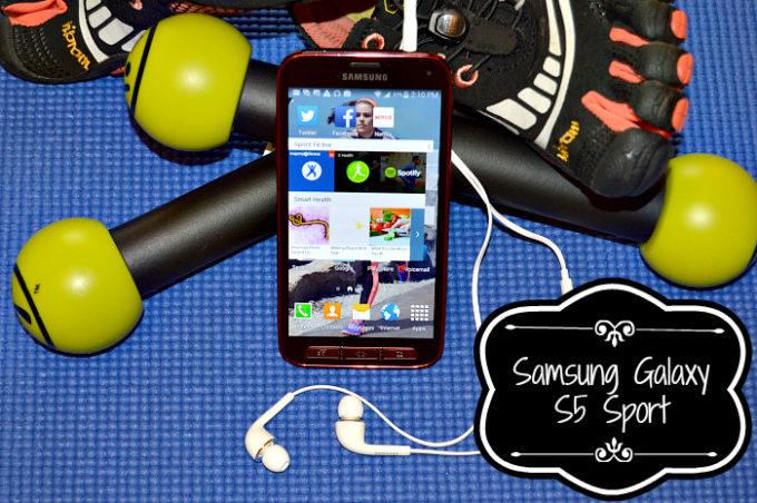 Cha Cha! Samsung Galaxy S5 Sport Review – #SprintMom #MC #sponsored