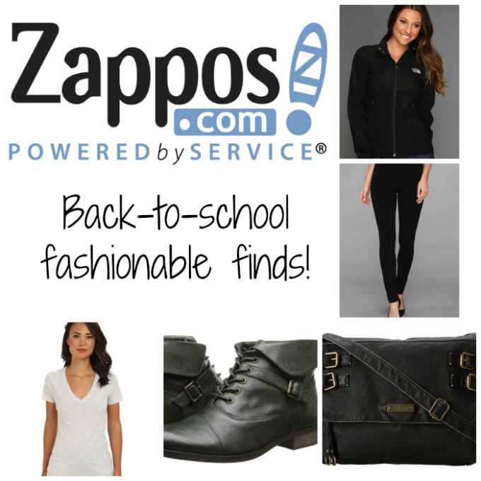 Zappos back-to-school finds