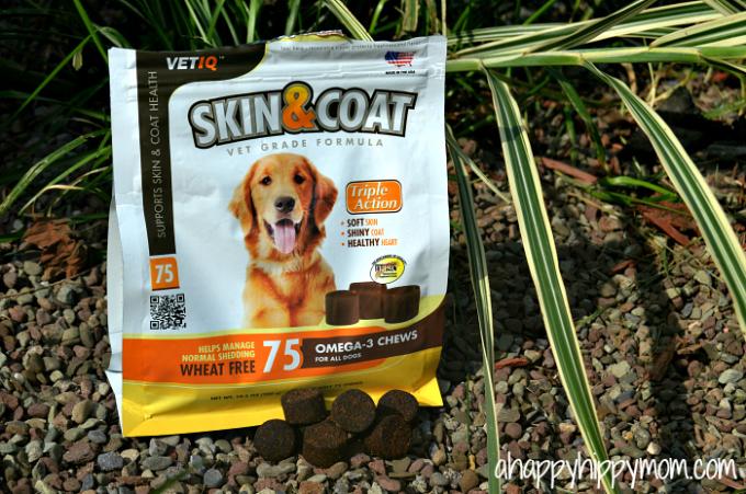 skin and coat chews