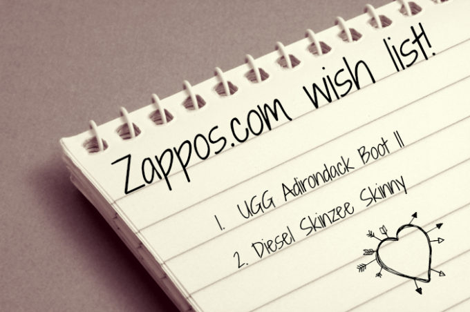 Convenient Back-to-school Shopping & Zappos.com Wish List for Santa! #ZapposStyle #MC #Sponsored