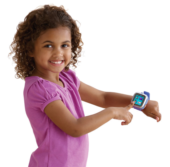 VTech's Smartwatch Sweepstakes –  Five Winners be chosen!
