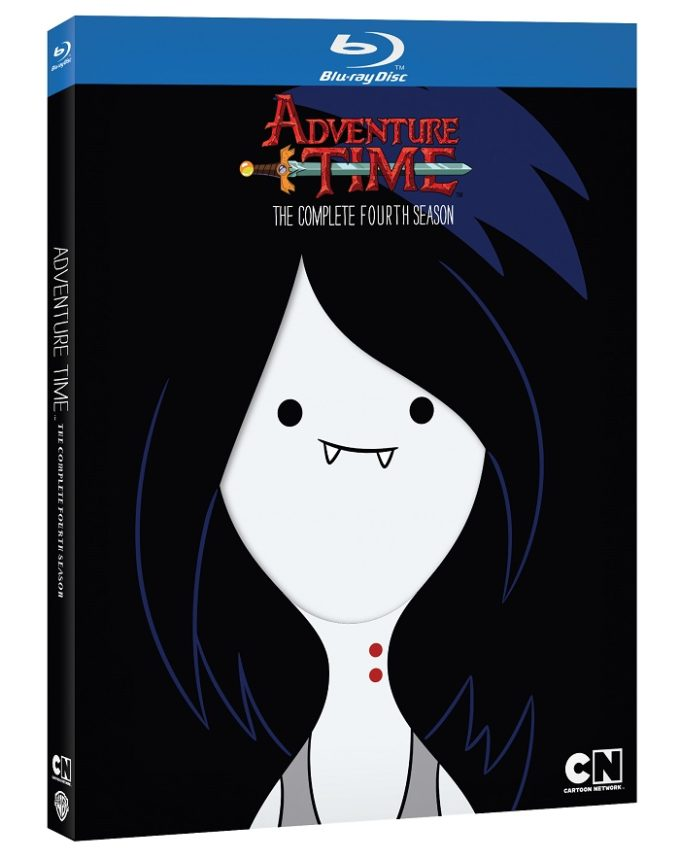 Cartoon Network- Adventure Time The Complete Fourth Season Blu-ray Review!