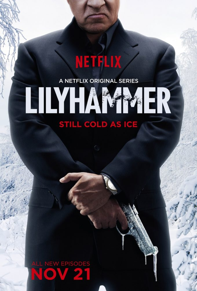 Netflix LILYHAMMER Season 3 Luanches November 21!