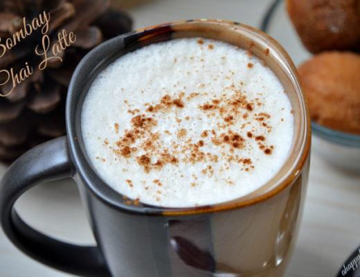Bombay Chai Latte