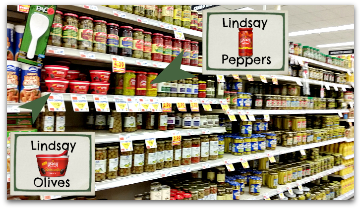 Lindsay-olives-and-peppers #HolidayAdvantEdge #CollectiveBias