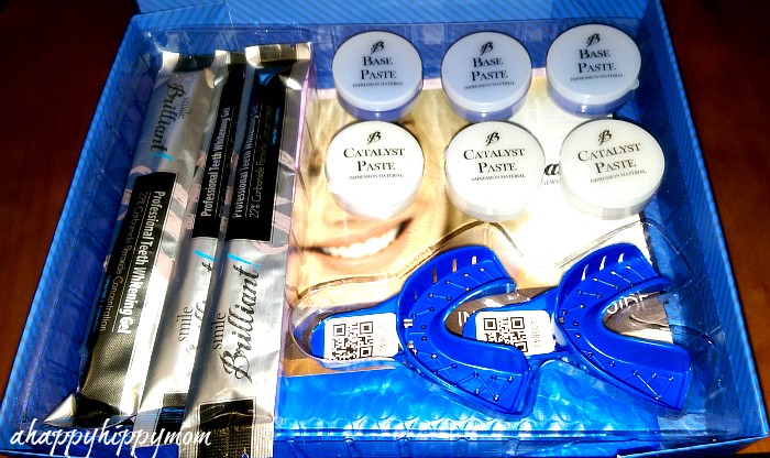 Smile Brilliant Whitening Kit