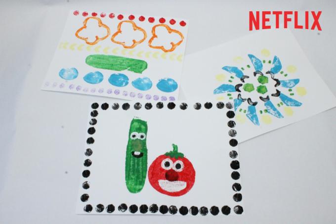 VeggieTales-Stamps