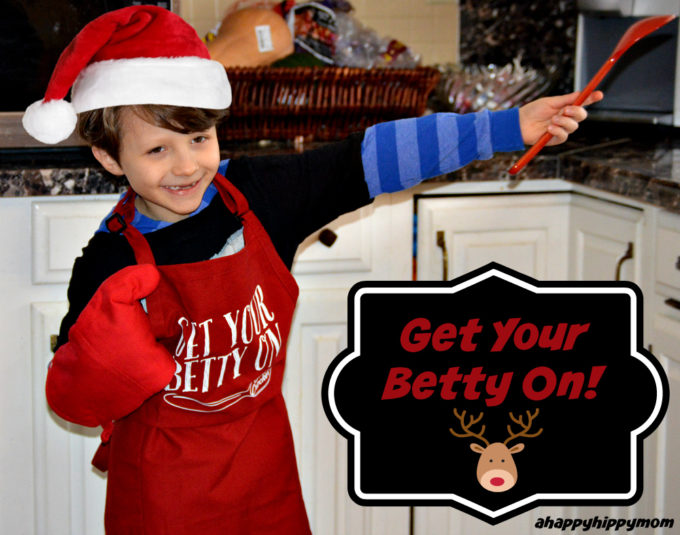 Betty Crocker Kid's Cookie Corner & #GetYourBettyOn Holiday Giveaway!